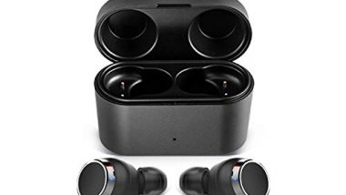 Blaupunkt BTW01 True Wireless HD Sound Bluetooth Earbuds with Touch Controls