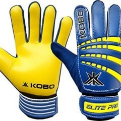 Kobo 2335ELITEPRO8 Goal Keeper Gloves, Size 8