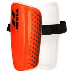 Nivia 764 Club Plastic Shin Guard for Kids (Small)