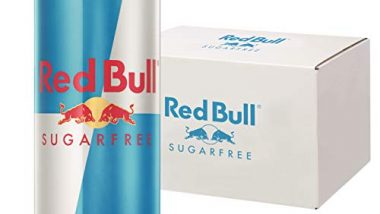Red Bull Sugarfree Energy Drink, 250ml (Pack of 24)