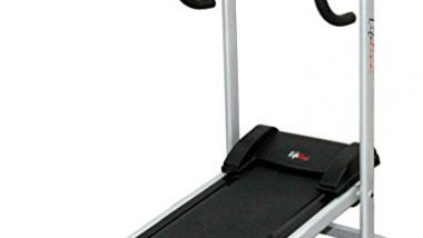 Lifeline LYSN5213 Manual Treadmill