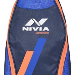 Nivia 5191 Dominator Polyester Shoes Bag (Blue)