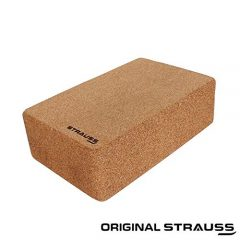 Strauss Yoga Block (Cork)