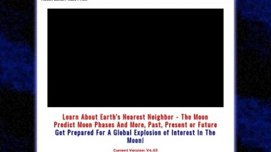Lunarphase Pro - Astronomy Software For Moon Observers