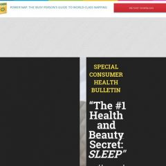 Natural Sleep Solutions - Sleeping Without Pills
