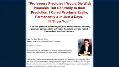 Psoriasis Remedy For Life - How to Cure Psoriasis Easily, Naturally and For Life