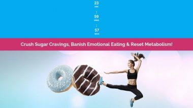 Quit Sugar for Good - with the Sugar Crush Detox