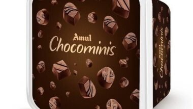 Amul Choco Minis Chocolate Box 250 Grams (Pack Of 3)