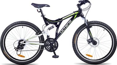 Hero Octane Archer 26T 21 Speed Mountain Cycle (Black)