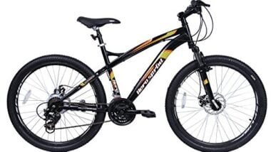 Hero Sprint Ultron 26T 21 Speed Mountain Cycle (Black)